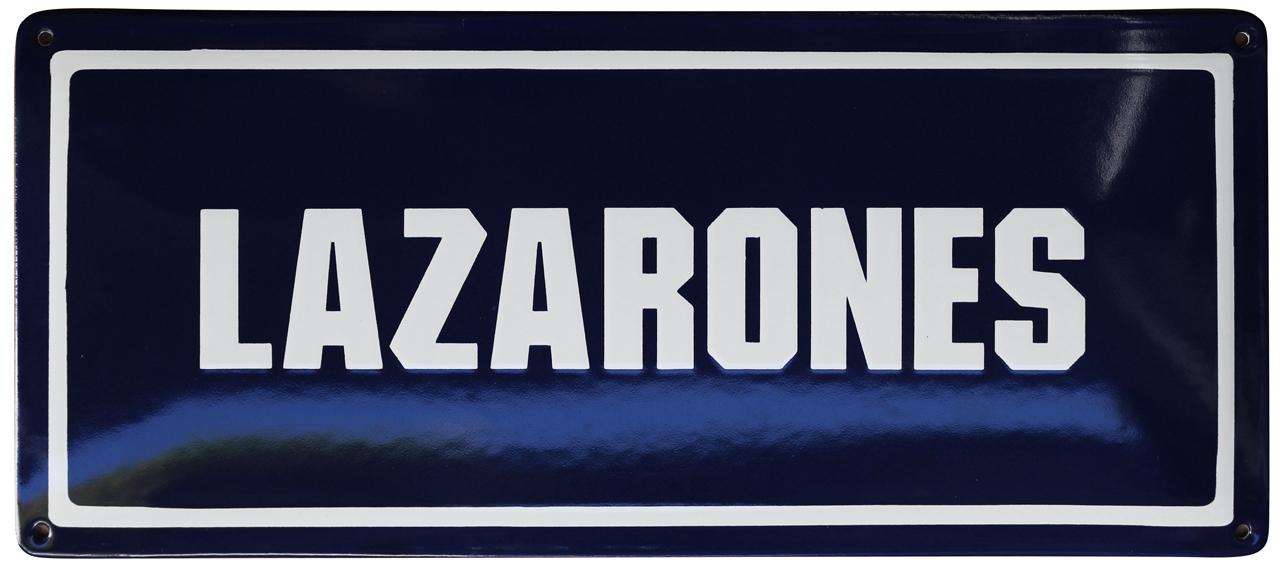 11 LAZARONES